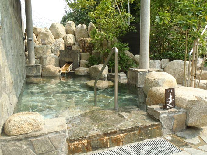 夏季限定!宗像王丸・天然温泉「やまつばさ」の非加熱源泉を堪能しよう!