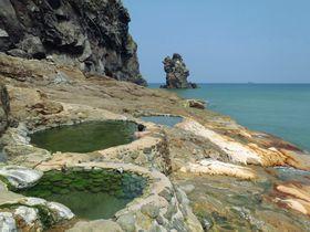 一生に一度は行きたい! 鹿児島・薩摩硫黄島「東温泉」は究極の露天風呂