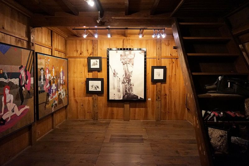 「平賀敬美術館」はアート・文化財建築・温泉を楽しめる、哀愁漂う奥深き世界!