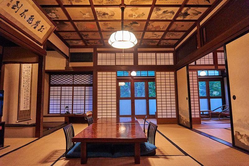 圧巻の風格と異次元空間!箱根「萬翠楼福住」&「平賀敬美術館」は心潤う文化財の名湯