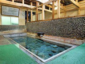 大分「寒の地獄旅館」の冷泉が夏季解禁!冷温浴リフレッシュ