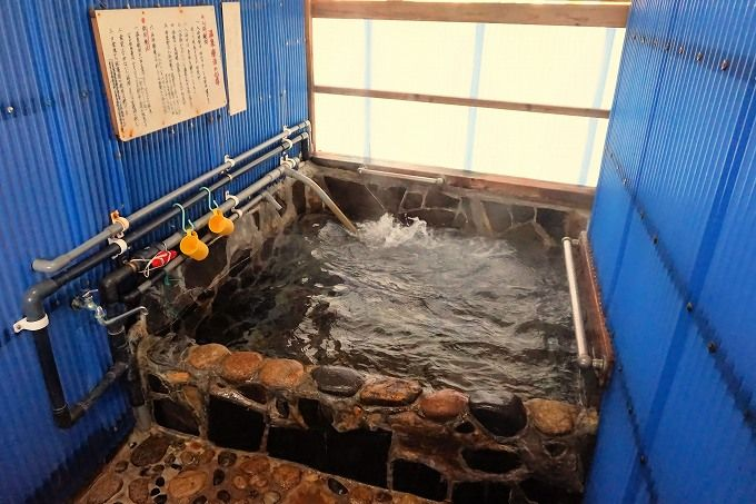 2階は休憩所。入浴〜休憩〜入浴が理想的な入浴方法。