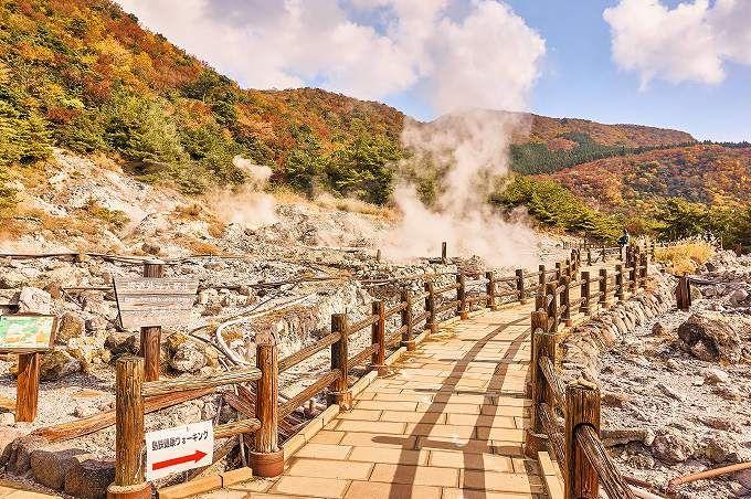 長崎の温泉おすすめ6選 雲仙地獄・高温の源泉・美肌のとろ湯も!