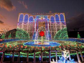 「道の駅おおとう桜街道」九州人気No.1イルミネーションが2018年度も開催