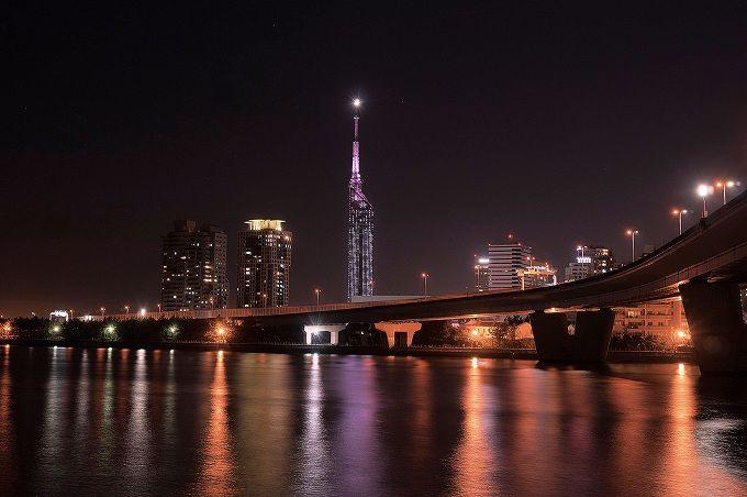 「福岡タワー」の穴場鑑賞スポットは?