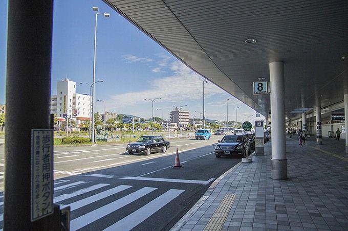 旅の始まりは「福岡空港」から。10時出発!