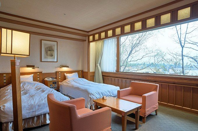 1.森のスパリゾート 北海道ホテル