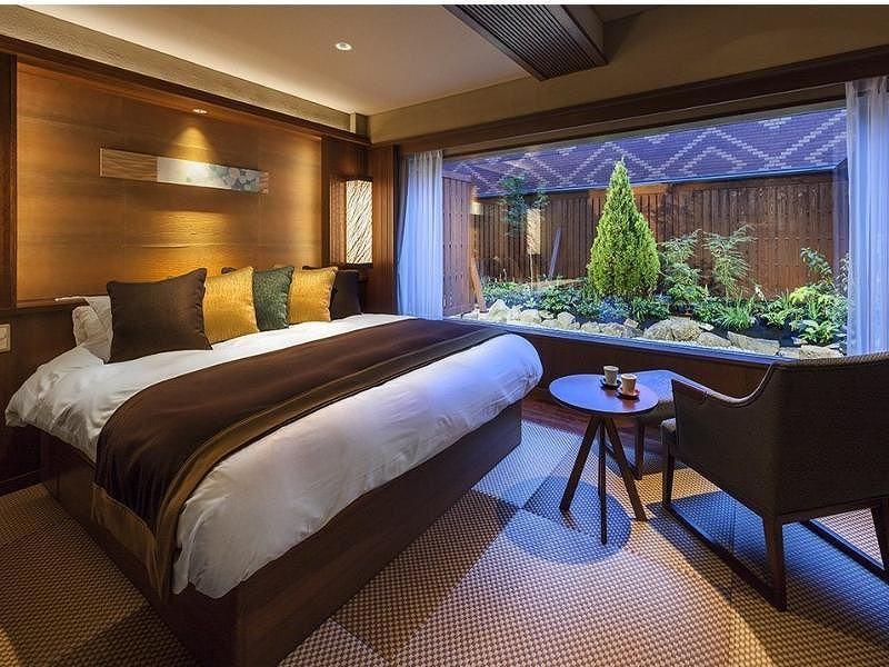 魅力その2:多彩なニーズに対応したラグジュアリーな客室