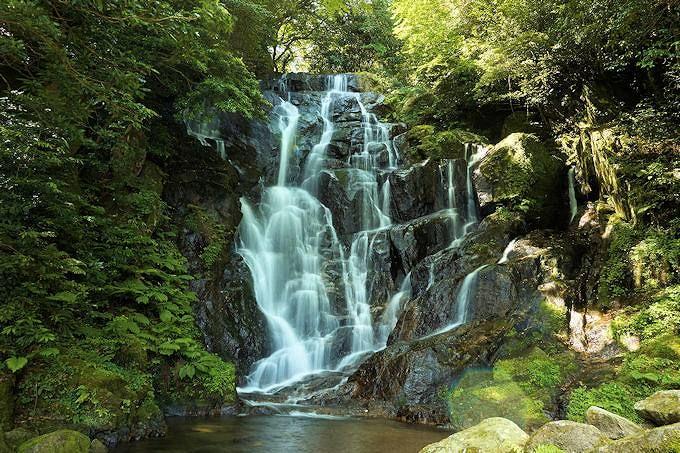 1.白糸の滝