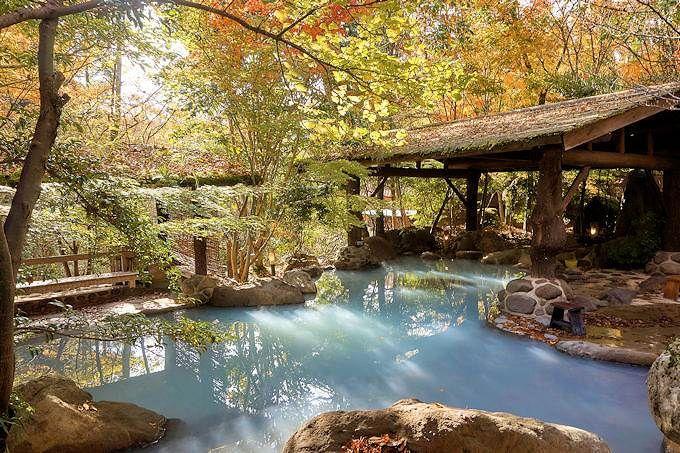 熊本「黒川温泉」紅葉露天風呂ベスト3!秋おすすめの日帰り温泉は?