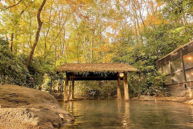 第2位:「旅館 こうの湯」 小高い丘に立つ温泉自慢の宿