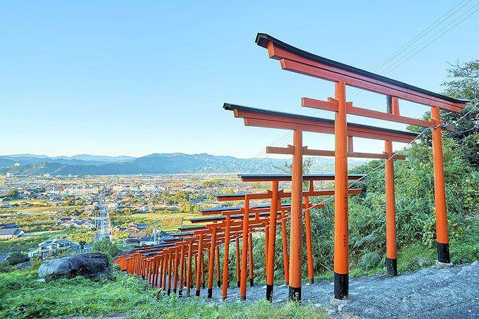 浮羽稲荷神社は鳥居×91基!福岡のインスタ映えパワースポット