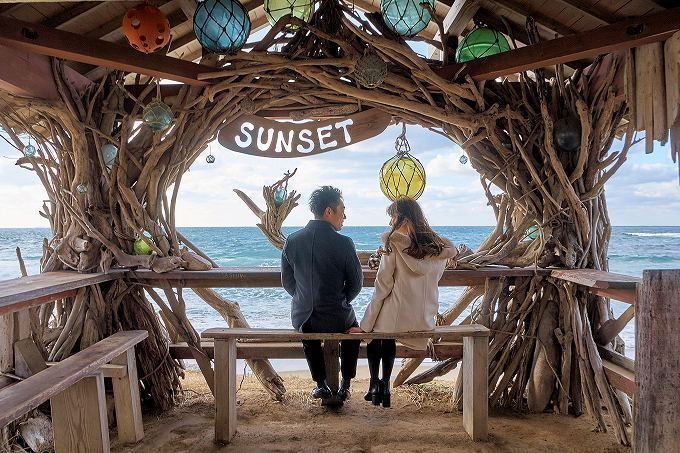 3.Beach Cafe SUNSET(サンセット)