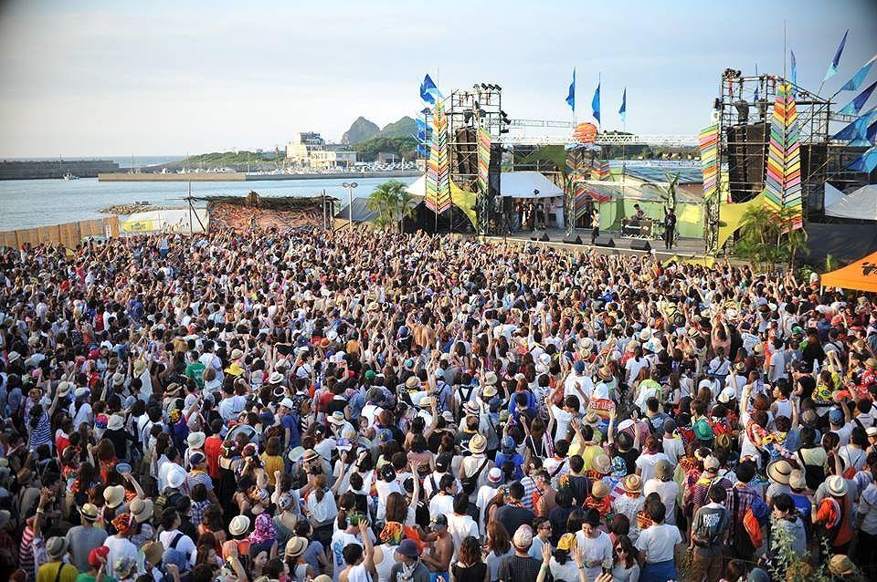 「サンセットライブ」は糸島の夏の風物詩!