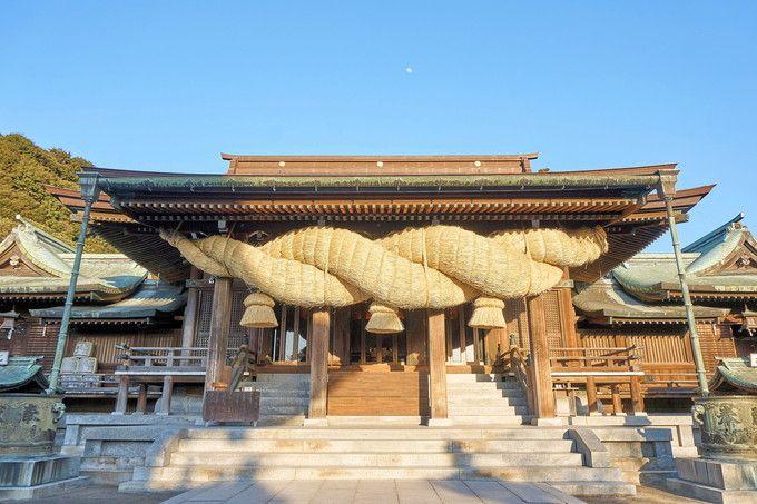 「光の道」が見られる宮地嶽神社とは?