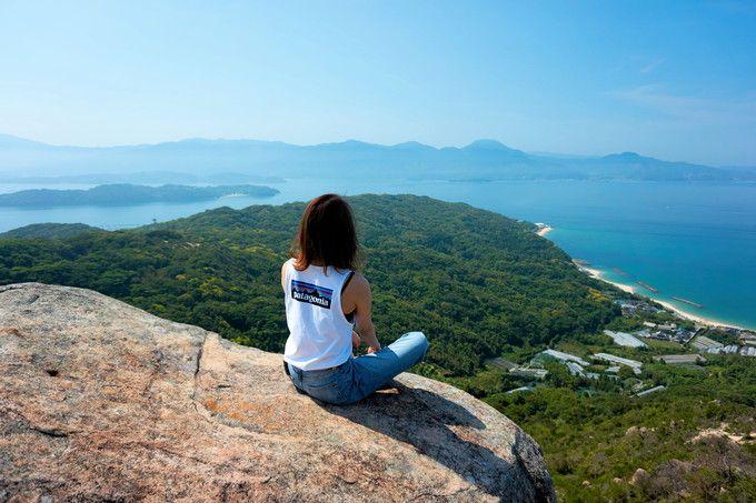 「立石山」は、糸島オーシャンビューの穴場!
