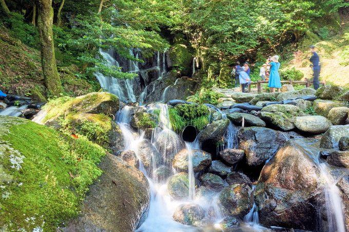 名勝「白糸の滝」は山の絶景の超定番!