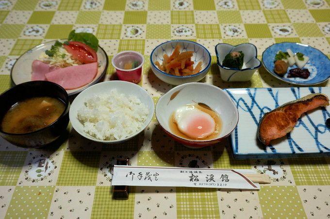 愛情たっぷりの手作り料理に舌鼓!