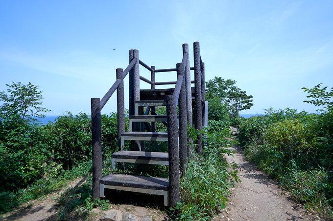 玄界灘を一望!芥屋の大門展望台まで登ろう