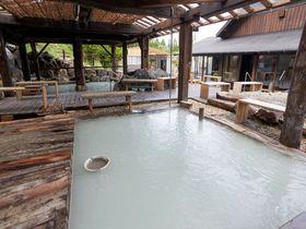 地獄温泉「青風荘.」すずめの湯が熊本地震から奇跡の復活!