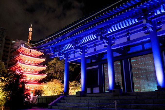 御供所エリアは、東長寺と承天寺が超人気!