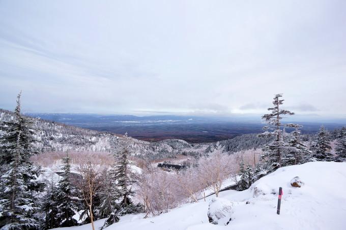 十勝岳温泉「湯元 凌雲閣」は半年以上雪景色の温泉宿