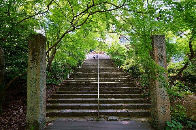 鬼滅の刃発祥の地「宝満宮竈門神社」へのアクセスは?