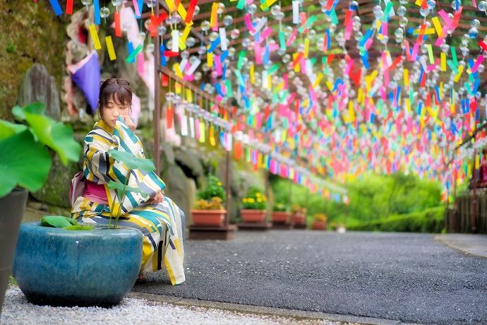 「山王寺 風鈴祭り」は福岡・篠栗の夏の風物詩!SNSでも注目