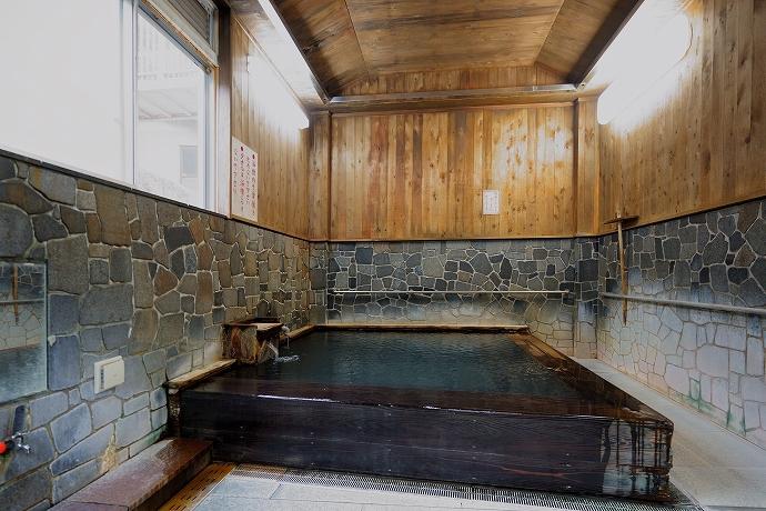 つぼ湯利用で、公衆浴場の「くすり湯」or「一般湯」に無料入浴可能!
