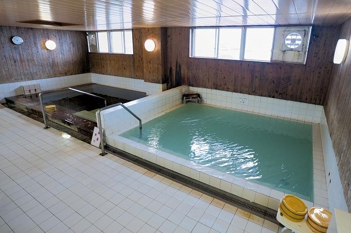 「磯の湯」は温泉通に隠れた人気!