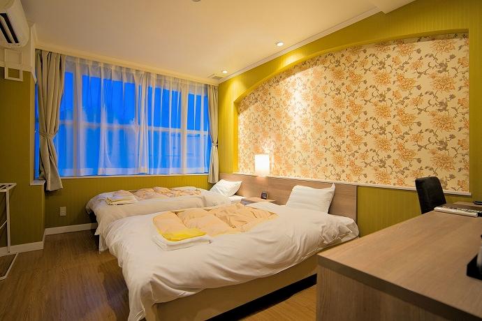 どの部屋がおすすめ?多彩な客室をご紹介!