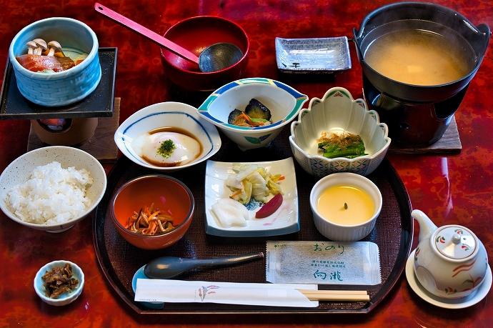 向瀧の魅力その3:会津の伝統に徹底してこだわる料理