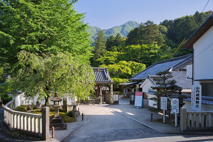 雷山千如寺へのアクセスは?