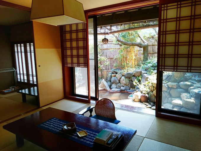 奥壱岐の千年湯 平山旅館は壱岐湯本温泉随一の老舗