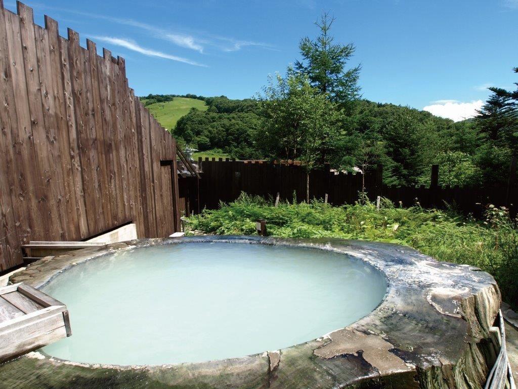 奥山田温泉「レッドウッドイン」は建物も露天風呂も超絶希少!