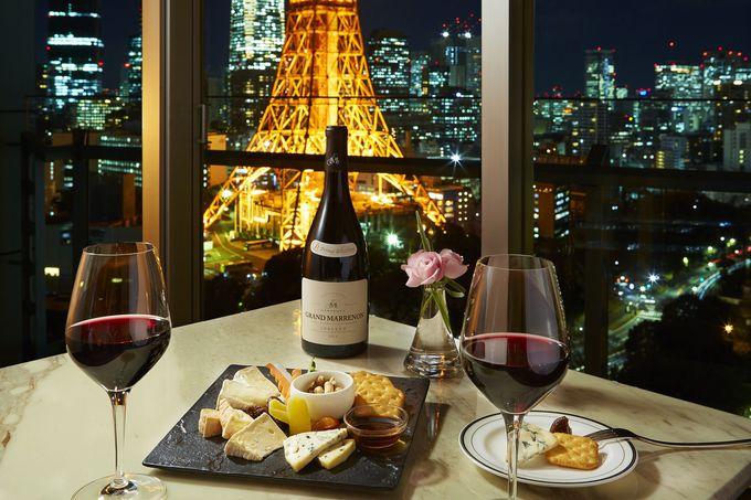 ザ・プリンス パークタワー東京「フロマージュフェア」にはとっておきの宿泊プランも