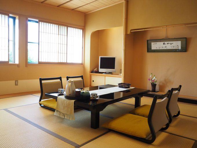 日本の伝統文化がそこかしこに息づく「割烹の宿 美鈴」