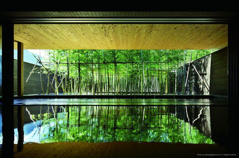 三重県・湯の山温泉「アクアイグニス 片岡温泉」は美肌温泉を贅沢にかけ流し!