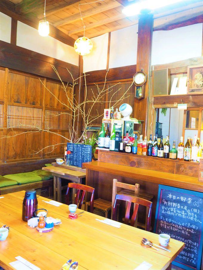 取手の隠れ家古民家レストラン「季節野菜のごはんやさん テンサン」