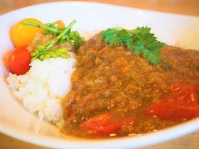 茨城県「季節野菜のごはんやさん テンサン」の季節野菜のカレーはカレーマニア必食!