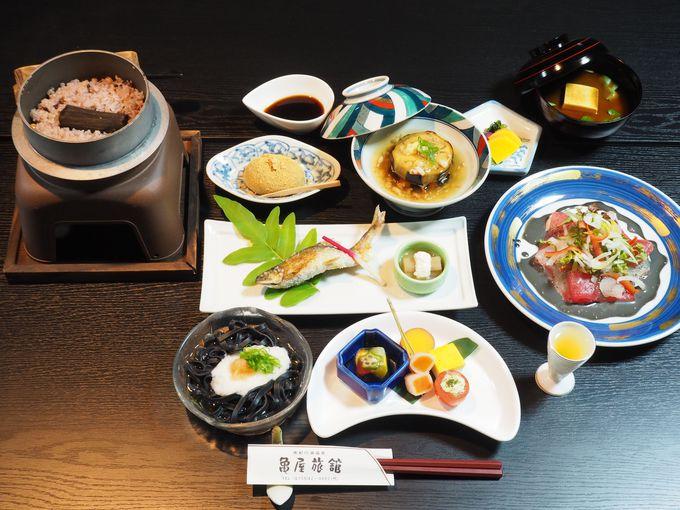 薬膳料理に熊野牛、川湯温泉「亀屋旅館」は料理も絶品