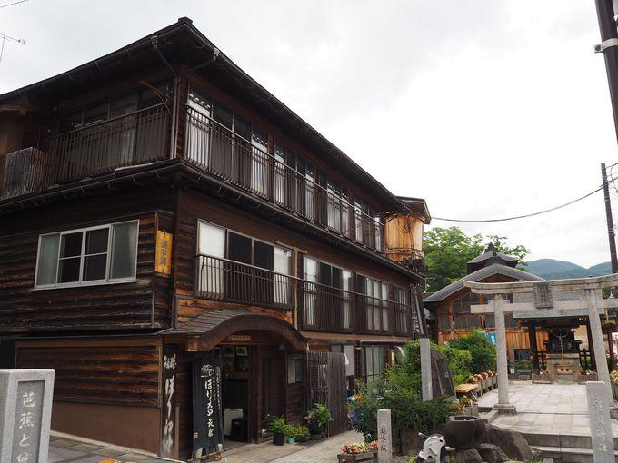 1位.飯坂温泉 ほりえや旅館