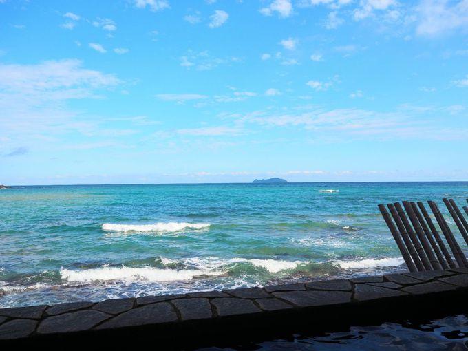 日本海をのぞむ最高の絶景美肌温泉!