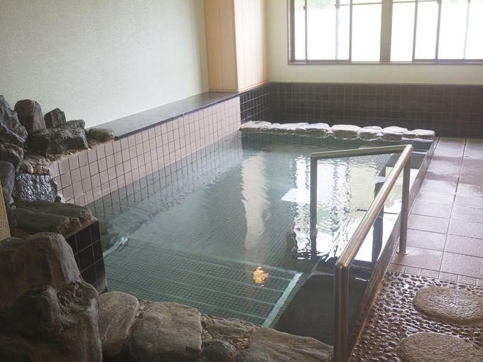 美肌の湯と名高い美又温泉をかめや旅館で楽しむ