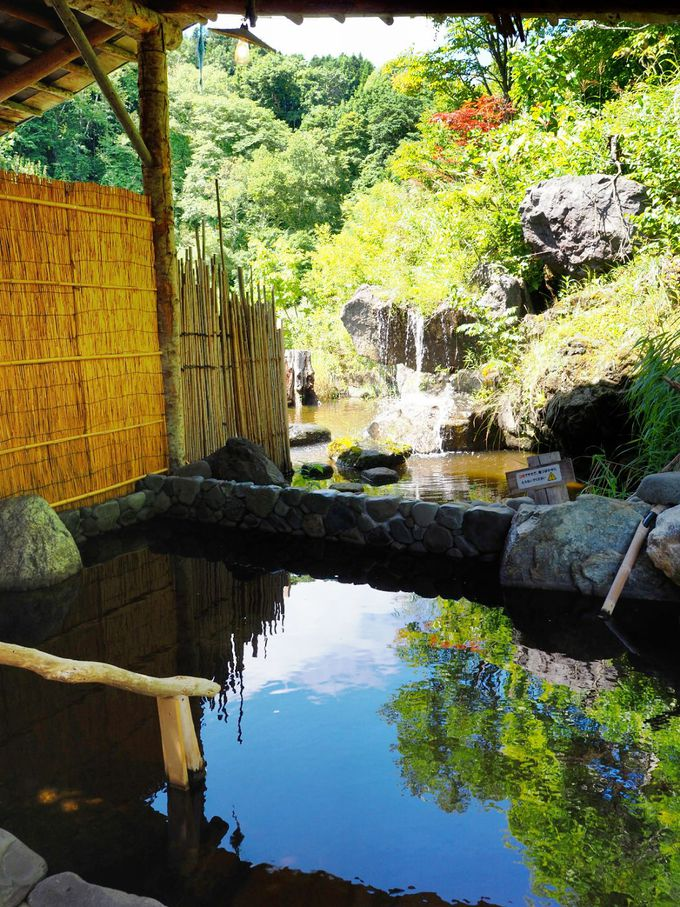 北海道「開拓ふくろふ乃湯」は源泉が2本もある贅沢さ