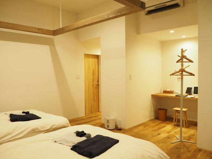 和と洋を上手く融合させた、山形県「赤湯温泉 山形座瀧波」の客室の魅力とは?