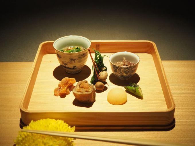 山形県「赤湯温泉 山形座瀧波」の食事は驚きと感動の連続!