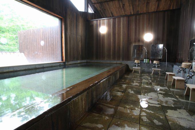 北海道「いわない温泉 高島旅館」の美肌温泉で癒される