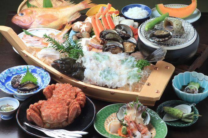 「いわない温泉 高島旅館」へは必ずおなかをすかせて行くこと!