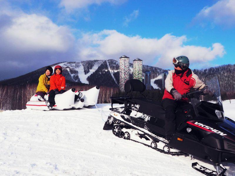 滑らなくても楽しい!「星野リゾート トマム」冬のおすすめアクティビティ